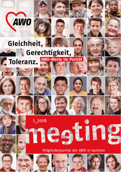 titelbild awo mitgliedermagazin meeting 01-2018