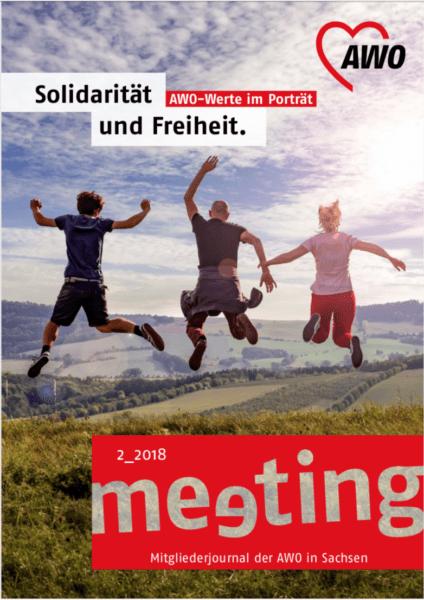 titelbild awo mitgliedermagazin meeting 02-2018