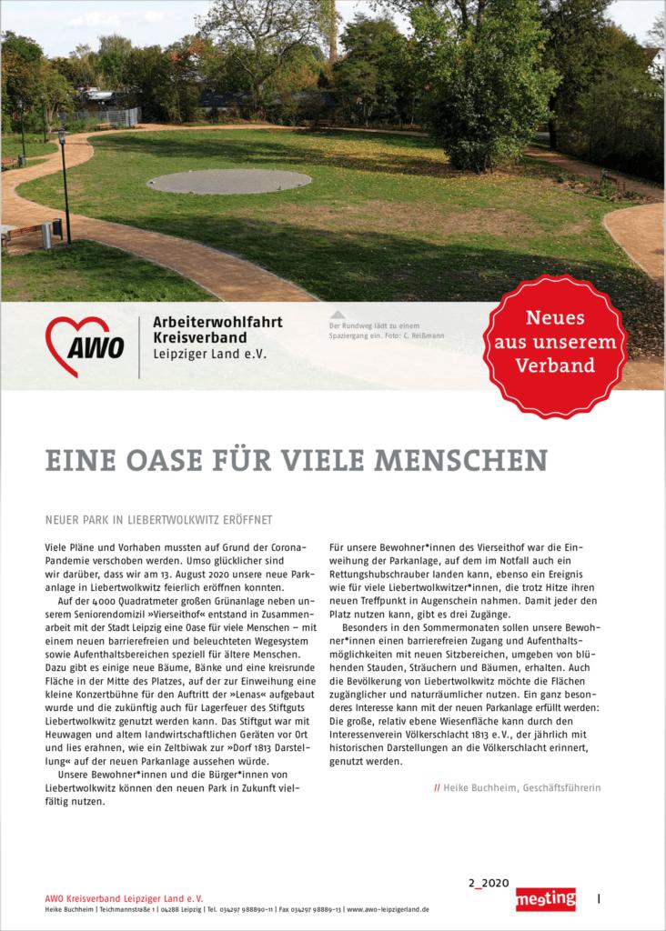 meeting 1-2020 Leipzig-Land