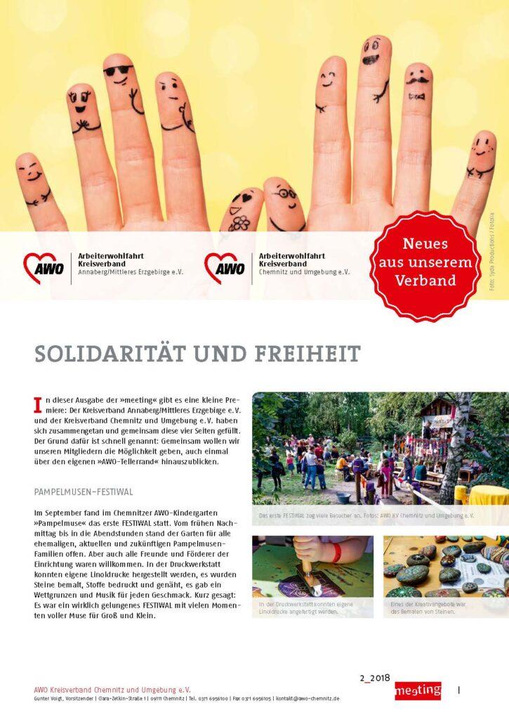 meeting 2-2018 Annaberg-Chemnitz