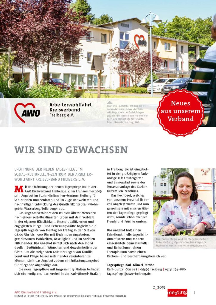meeting 2-2019 Freiberg