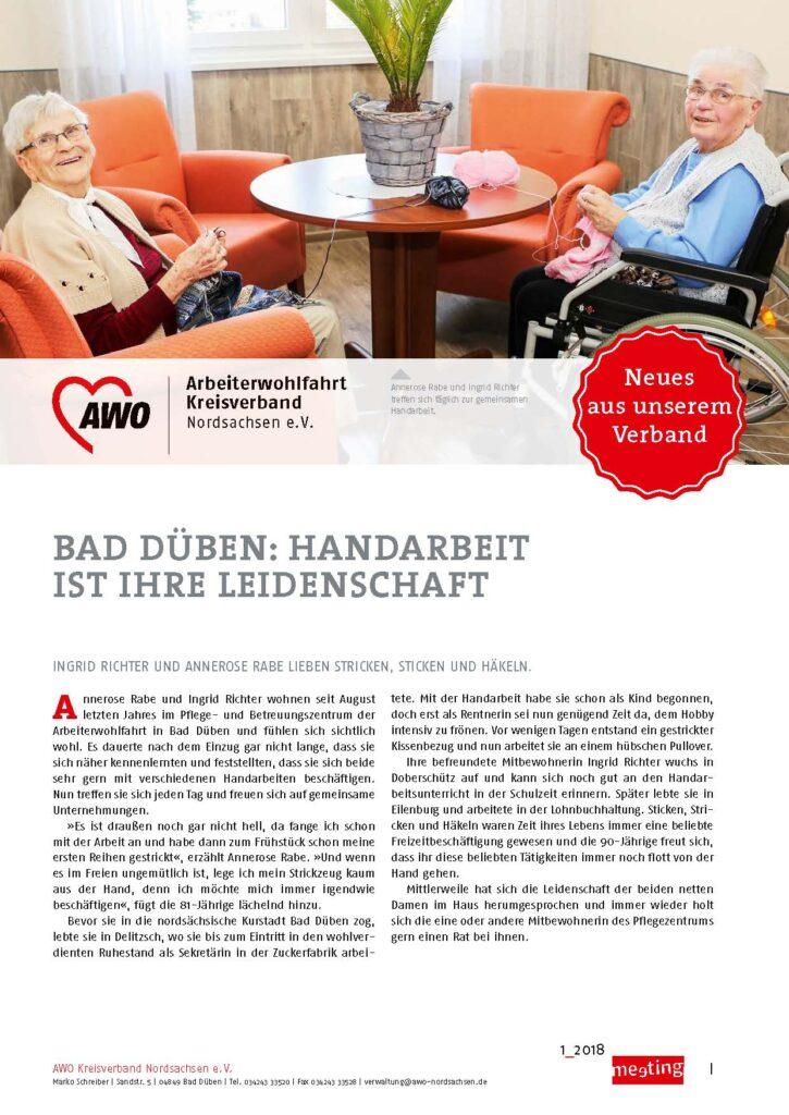 meeting 1-2018-Nordsachsen