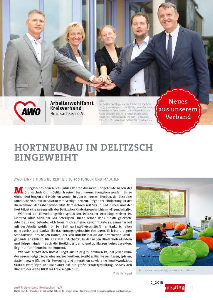 meeting 2-2018 Nordsachsen