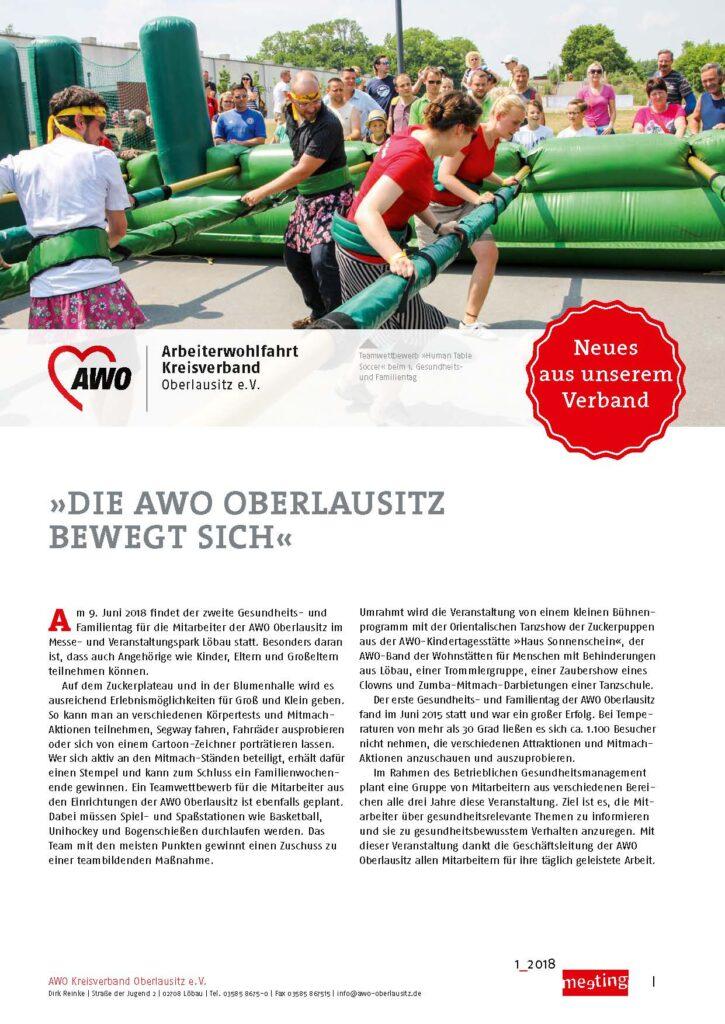 meeting 1-2018-Oberlausitz