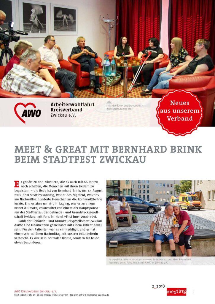 meeting 2-2018 Zwickau