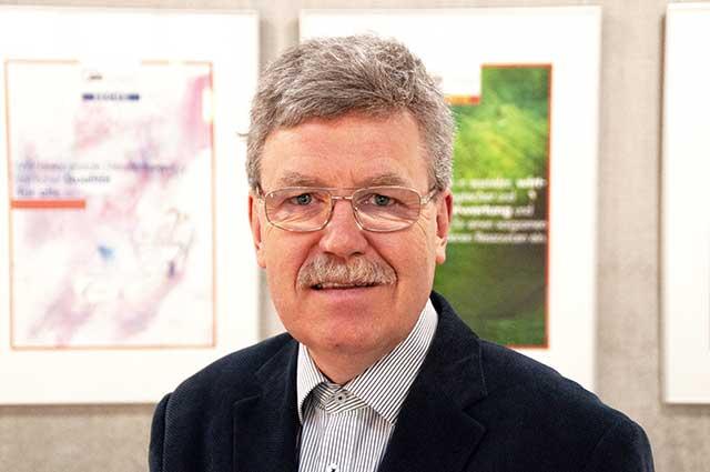 Portraitbild Gerd Weigel