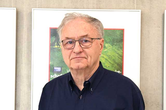 Portrait Günther Szurpit