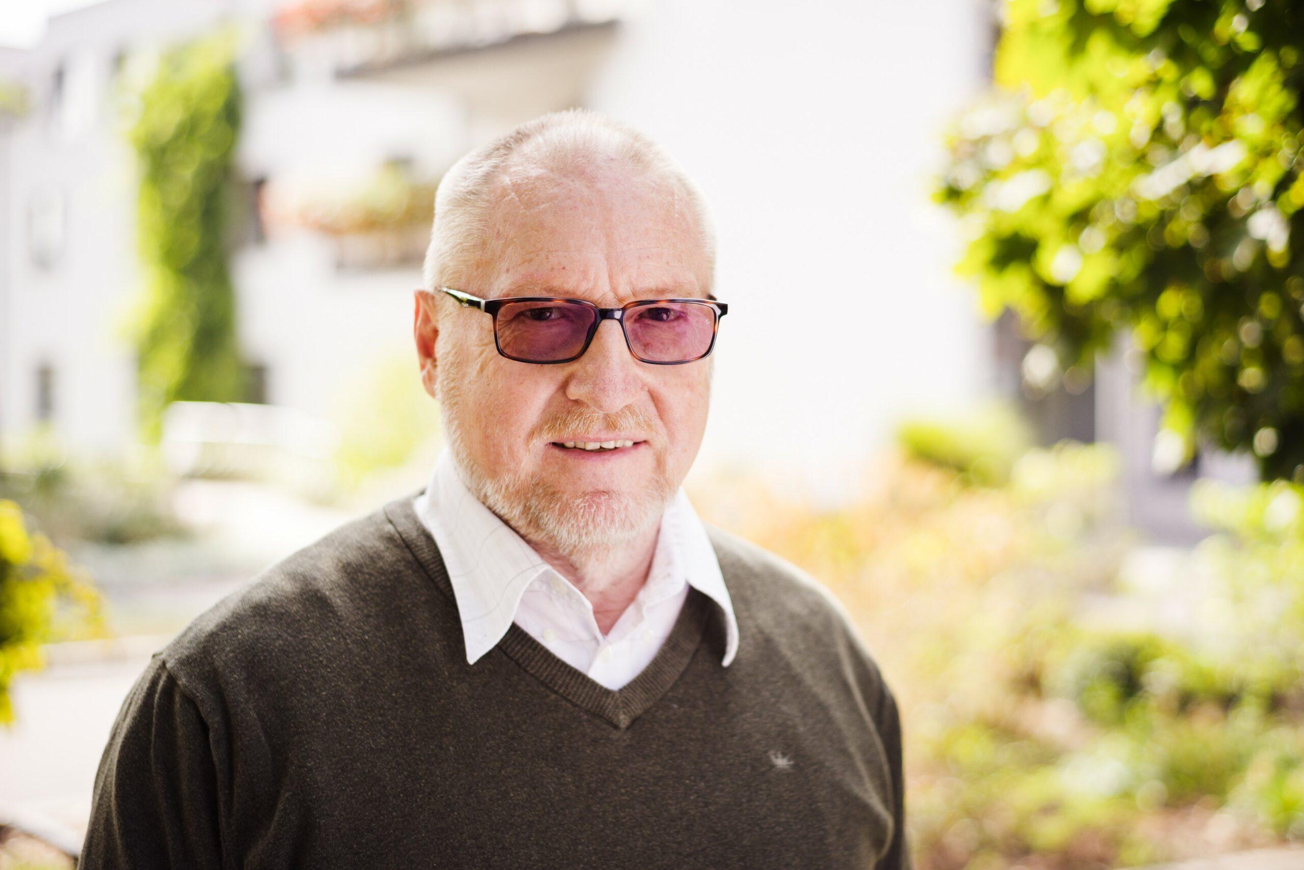 Portrait Johannes Richter