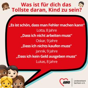 AWO Hort Mittelbach Kindersprüche 1