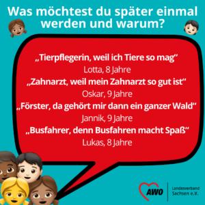 AWO Hort Mittelbach Kindersprüche 2