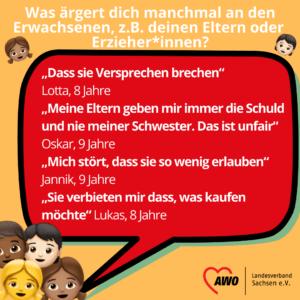 AWO Hort Mittelbach Kindersprüche 3
